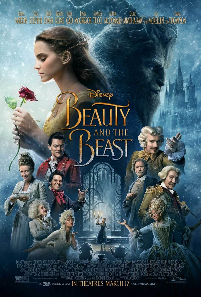 "TODIREL CĂLUGĂRIȚA - Filmul săptămânii: ""Frumoasa și Bestia"" – Beauty and the Beast (2017)"