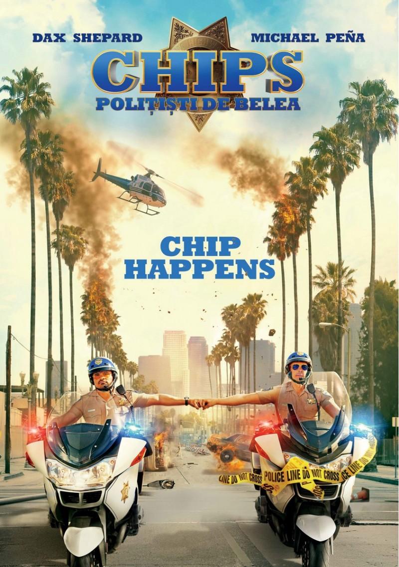 """Todirel CĂLUGĂRIȚA - Filmul săptămânii: """"CHIPs: Polițiști de belea"""" – CHIPS (2017)"""