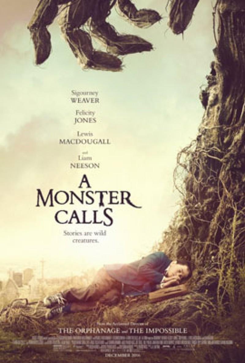 """Todirel CĂLUGĂRIȚA - Filmul săptămânii: """"Copacul cu povești"""" - A Monster Calls (2016)"""