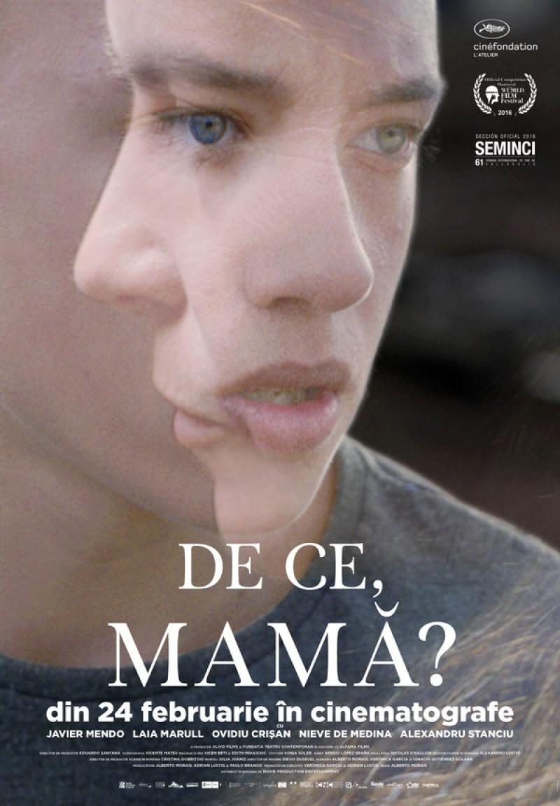 """Todirel CĂLUGĂRIȚA - Filmul săptămânii: """"De ce, mamă?"""" – La madre (2016)"""