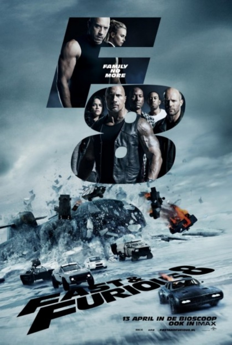 """Todirel CĂLUGĂRIȚA - Filmul săptămânii: """"Furios și Iute 8"""" – Fast&Furious 8 (2017)"""