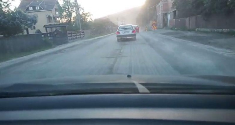 Top 3 cele mai proaste drumuri naționale din România! VIDEO