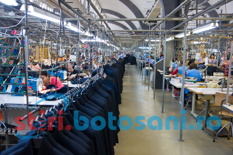 Topul celor mai mari angajatori din Botoşani. Firmele cu capital străin, în fruntea clasamentului