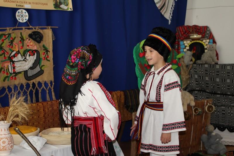 """Tradiție și talent la Festivalul-concurs județean """"Creangă, prietenul copiilor"""" - FOTO"""