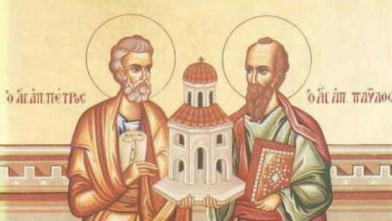 Traditii si obiceiuri de Sf. Petru si Pavel