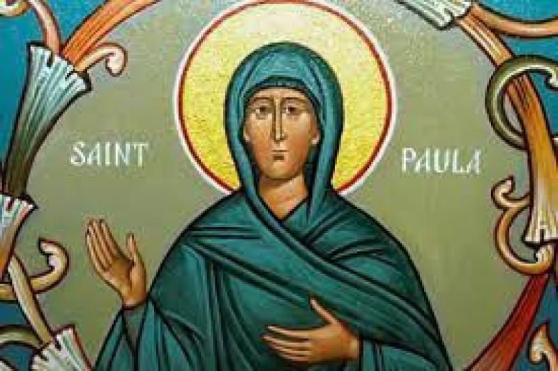 Tradițiile românilor: 3 iunie, Sfânta Muceniță Paula