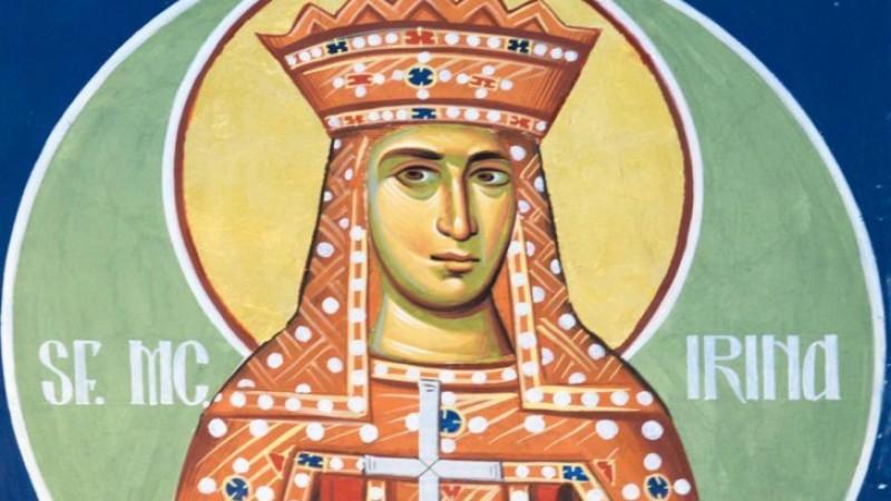 Tradițiile românilor: Sfânta Irina, mesagerul păcii, este prăznuită pe 5 mai