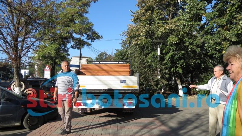 Trafic restricţionat pentru pietonii din municipiul Botoşani