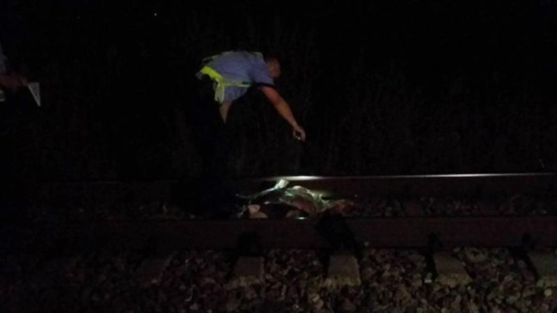 TRAGEDIE! Barbat lovit mortal de trenul Dorohoi - Iasi!