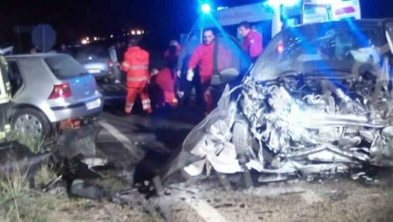Tragedie în Italia, român de 30 de ani și fiul său de 3 ani morți într-un grav accident rutier!