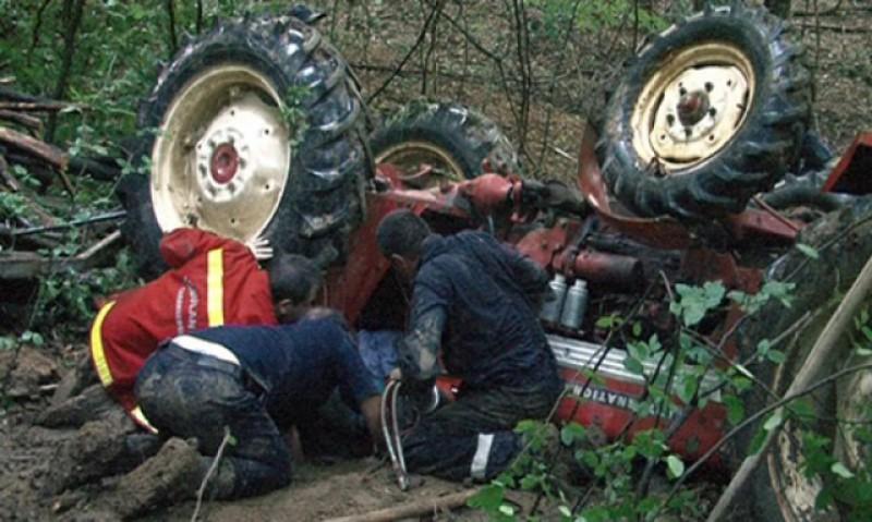 Tragedie incredibilă! Un botoșănean a murit ucis de tractorul care îi asigura traiul de zi cu zi!