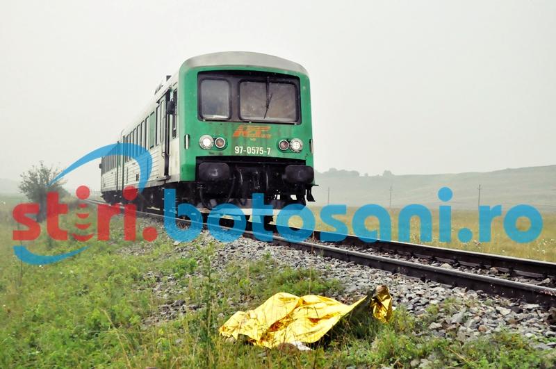 TRAGEDIE la Dimacheni: Copil de 12 ani, ucis de tren! FOTO