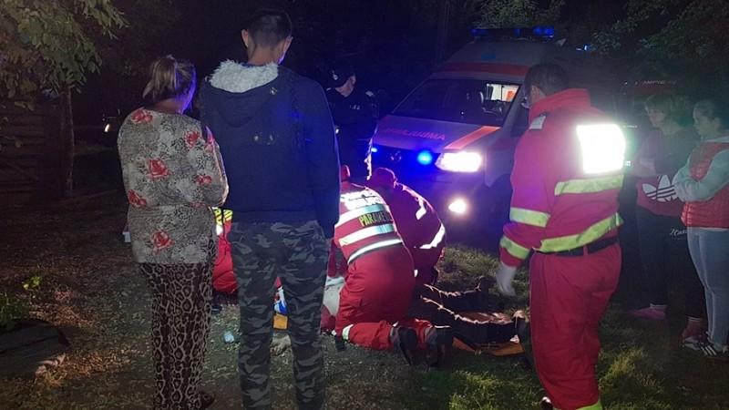 Tragedie la Zăiceşti! O femeie şi-a pierdut viaţa în urma unui incendiu care i-a cuprins o anexă a gospodăriei- FOTO