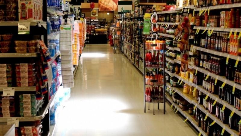 TRAGEDIE: Un bărbat a murit într-un supermarket din Botoșani!