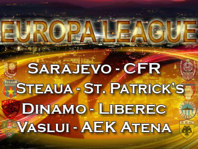 Tragere cu noroc in Europa League?