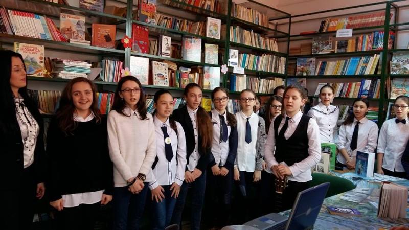 Trăiri eminesciene la Şcoala 11 Botoşani!