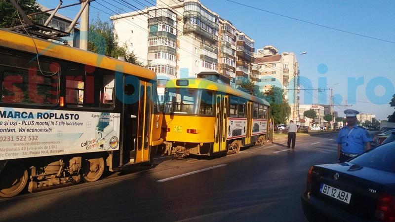 """Tramvaiele din municipiul Botoșani vor fi recondiționate. """"Facem tramvaie noi pe scheletul celor vechi"""""""