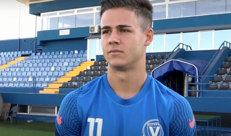 Transfer de la Viitorul! Victor Fernandez a semnat cu FC Botoșani