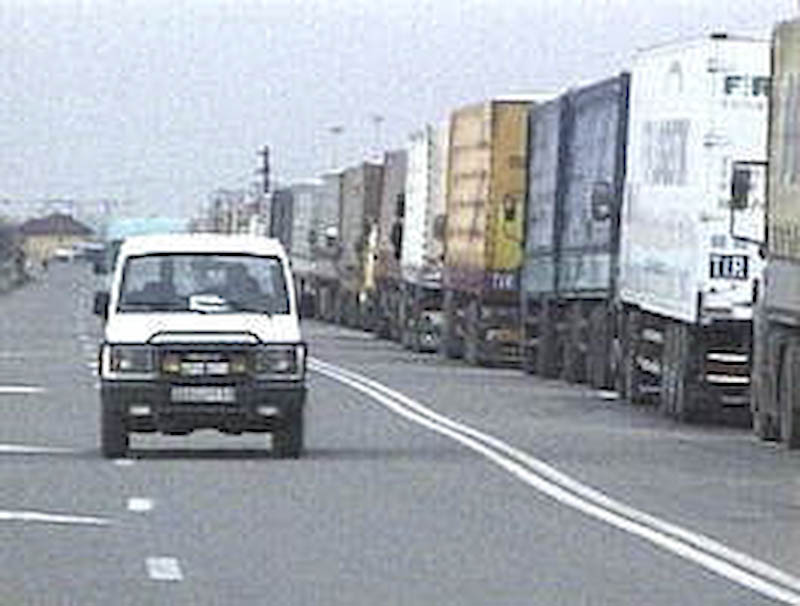Transportatorii ar putea plati amenzi de 1.000 de lei pentru lipsa actului de libera trecere!