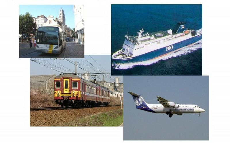 Transporturi Externe