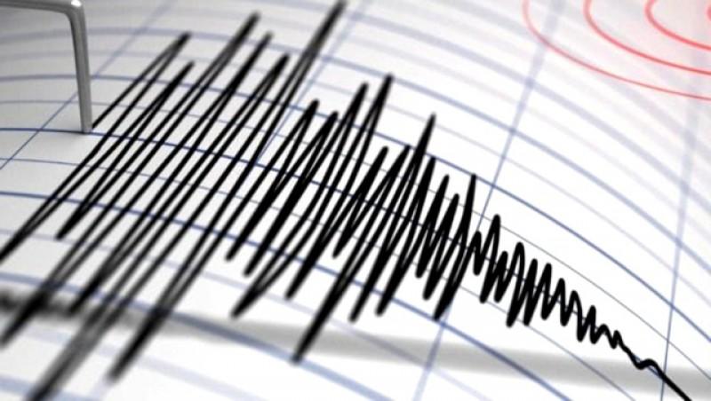 Trei cutremure noaptea trecută în România, în zona seismică Vrancea