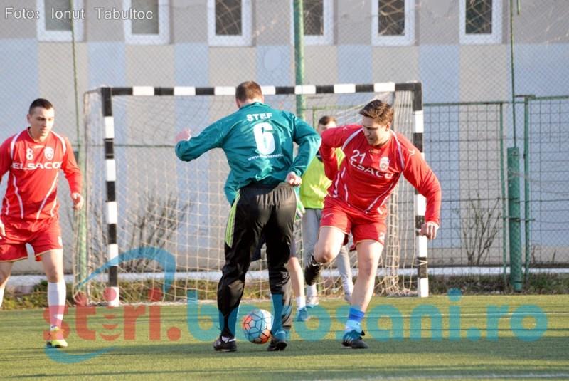 Trei echipe botosanene la Cupa Romaniei la minifotbal!