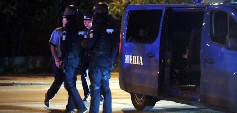 Tineri sancționați azi-noapte de către jandarmi, în Centrul Vechi, pentru gălăgie sau chiar scandal