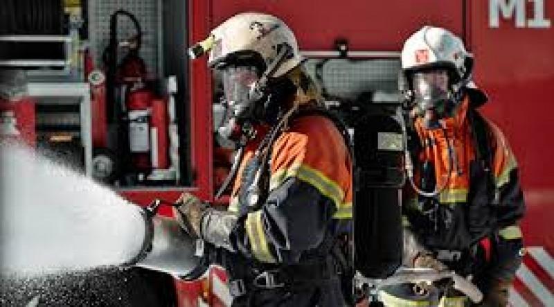 Trei incendii în mai puțin de patru ore, în Botoșani