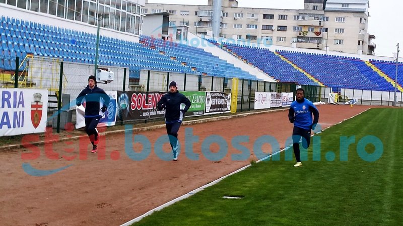 Trei jucatori de la FC Botosani, exclusi din lot din cauza vietii extrasportive!