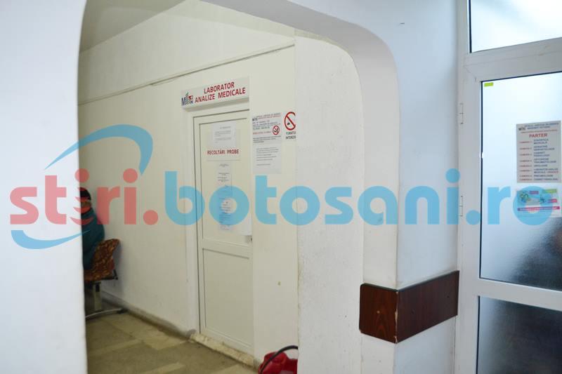 Trei luni de așteptare pentru o consultație la unul dintre cabinetele din Ambulatoriul Spitalului Mavromati