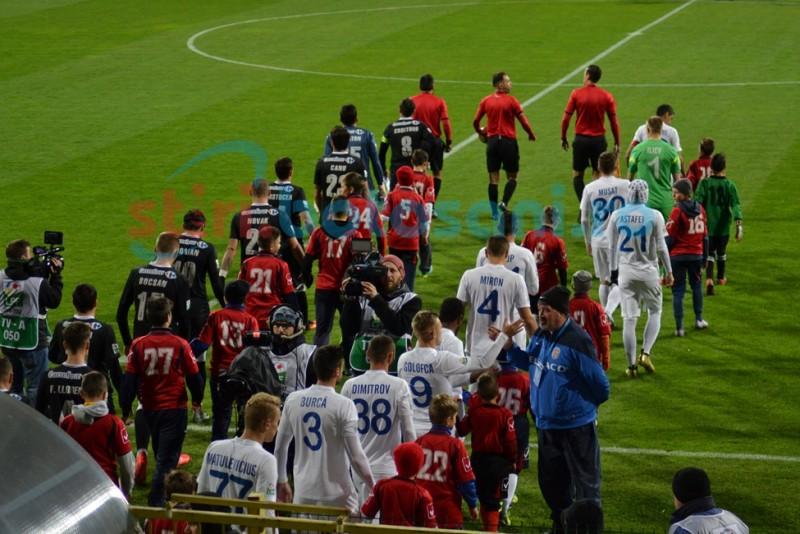 Trei puncte de aur, câştigate de FC Botoşani după meciul cu ACS Poli Timişoara! Scor final 2- 0! FOTO