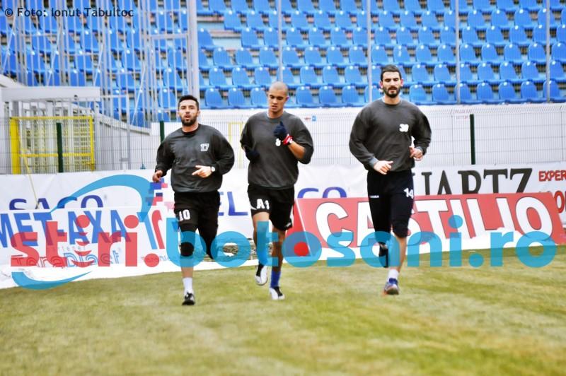 Trei stranieri lasati acasa de Leo Grozavu! Afla motivul - FOTO