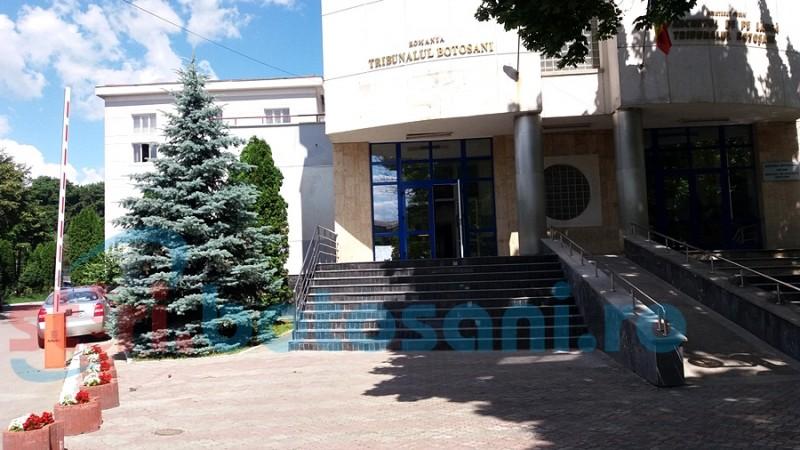 Anunț: Tribunalul Botoşani organizează licitaţie pentru spaţii destinate amplasării de automate de băuturi