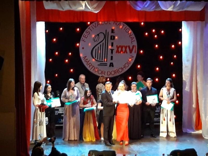 """Trofeul Festivalului """"Mărțișor Dorohoian"""" merge în Republica Moldova. Vezi lista câștigătorilor! – VIDEO"""