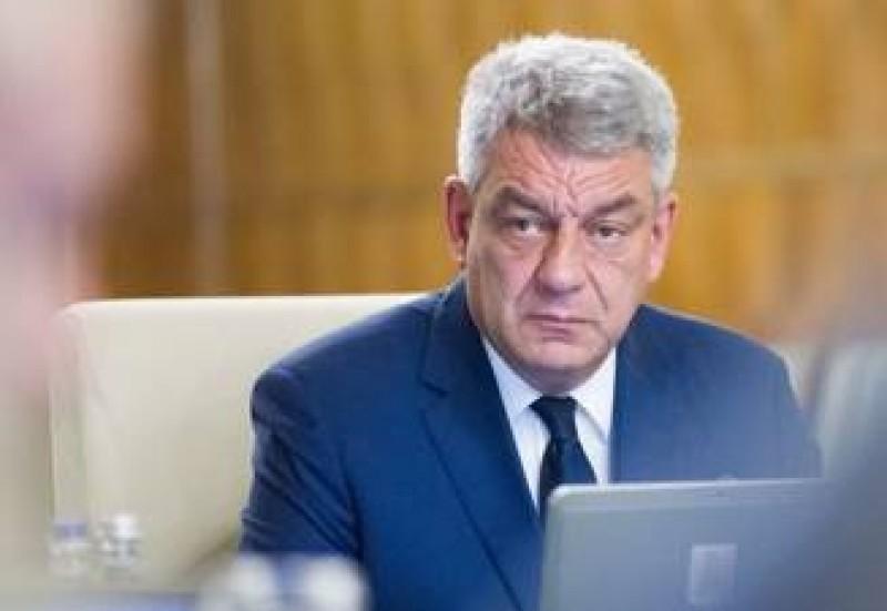 Tudose a răbufnit: Cu un ministru de Interne care să mă mintă în halul acesta eu nu mai pot să lucrez!