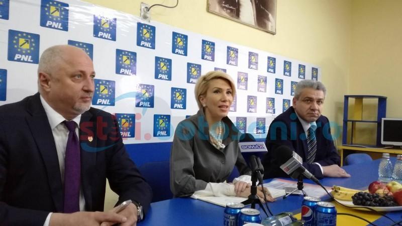 Cine a preluat conducerea PNL Botoșani, după demisia lui Flutur!