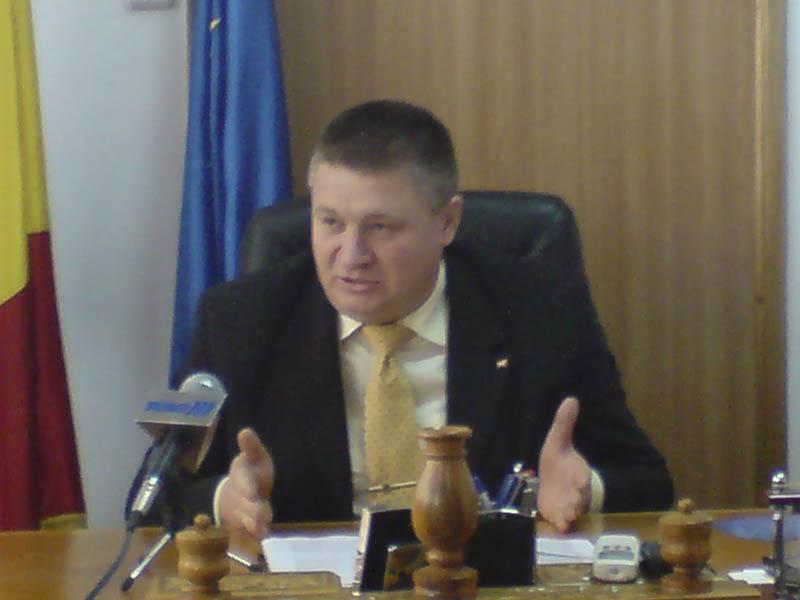 Turcanu: Noul vicepresedinte CJ va fi ales democratic!