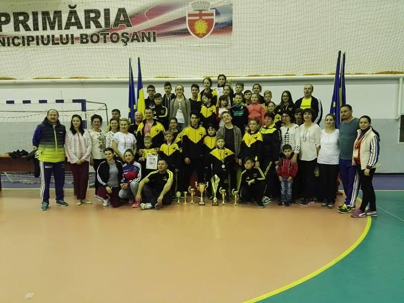 Turneu national de Taekwondo, organizat la Botosani de CS Real Taekwondo Team! FOTO