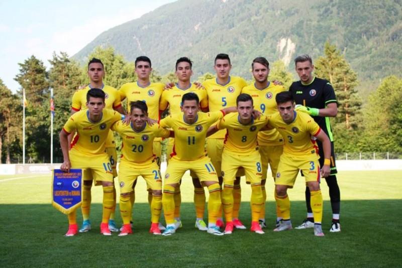 U21: Olimpiu Morutan, pasa de gol in meciul Romaniei cu Liechtenstein - VIDEO