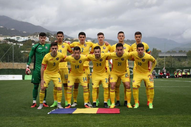 U21: Olimpiu Morutan, titular in amicalul Romaniei cu Danemarca!