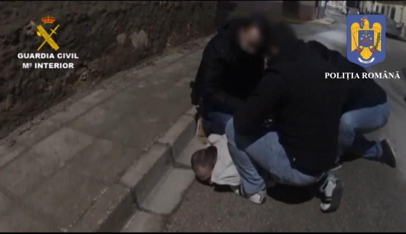 Ucigaşul unui bărbat din comuna Corni, dat în urmărire internaţională, a fost prins în Spania! VIDEO cu capturarea individului!