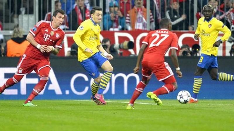 UCL: Bayern - Arsenal 1-1. Englezii sunt pentru a doua oară consecutiv eliminați de nemți in optimi - VIDEO