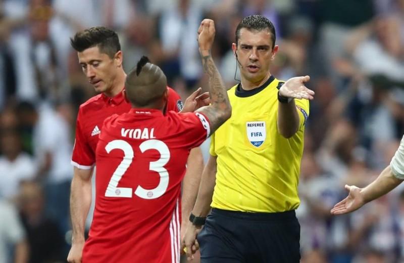 UCL: Real Madrid o elimina pe Bayern cu ajutorul arbitrului Viktor Kassai! FOTO, VIDEO
