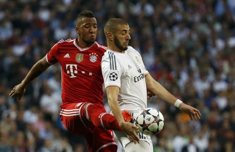 UCL: Realul a invins pe Bayern si madrilenii au prima şansă la calificarea în finală - VIDEO