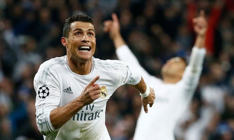 """UCL: Ronaldo e Superman! Real Madrid a intors rezultatul din tur prin """"tripla"""" portughezului! VIDEO"""