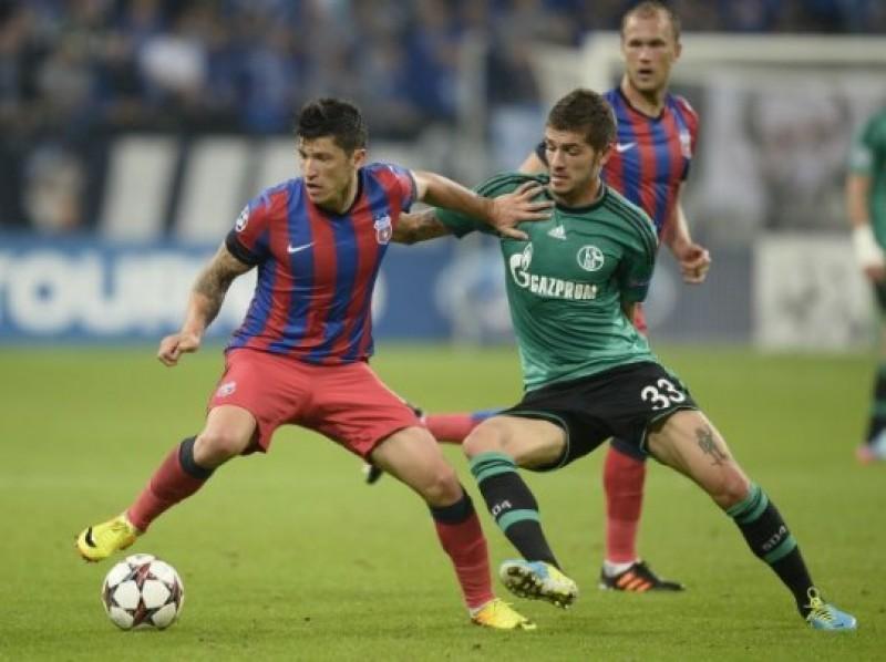 UCL: Steaua va juca in aceasta seara impotriva celor de la Schalke
