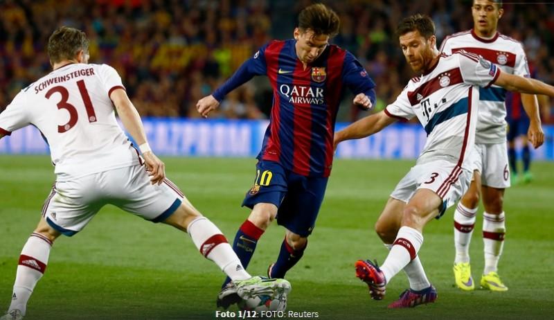 UCL: Victorie la scor de neprezentare pentru Barcelona, in meciul cu Bayern Munchen!