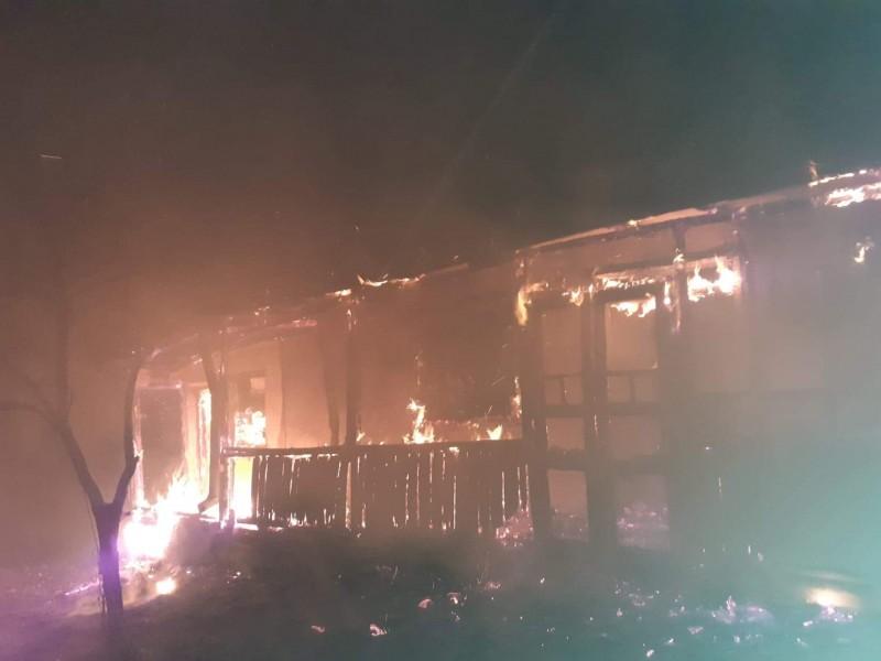 Ultima săptămână în Botoșani: Patru incendii pe zi, peste 130 de oameni în pericol