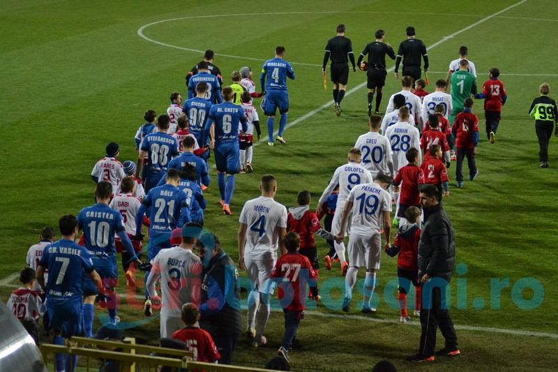 Final de meci dezamăgitor pe Municipal! FC Botoşani- CSMS Poli Iaşi 1- 3! FOTO