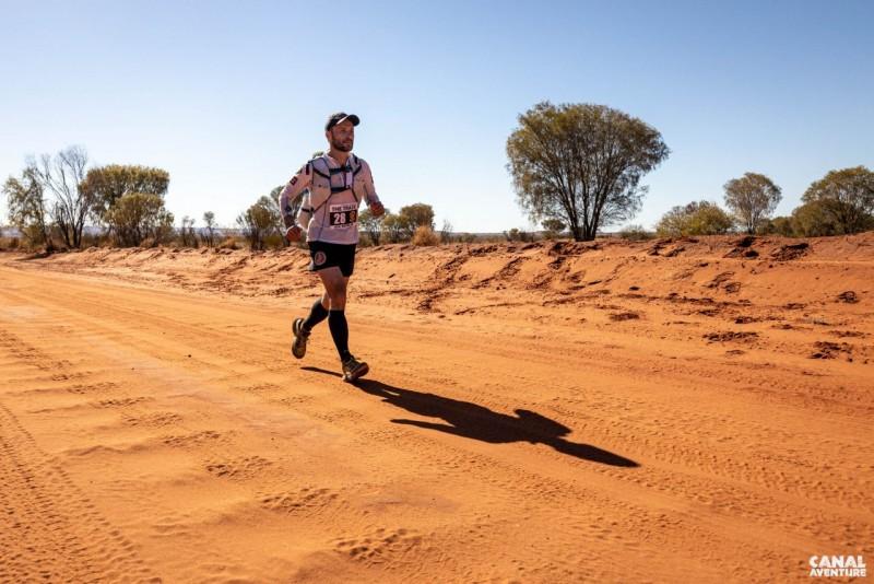 Ultra Africa Race Mozambic: pompierul botoșănean Iulian Rotariu se menține pe prima poziție, după a doua etapă a maratonului